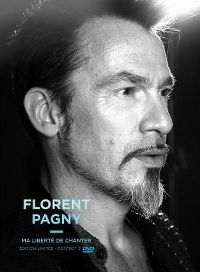 Cover Florent Pagny - Ma liberté de chanter [DVD]